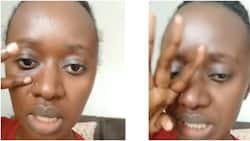 I'm so desperate for a husband, I'm no longer a feminist: Gorgeous lady breaks down in tears, fools many in skit