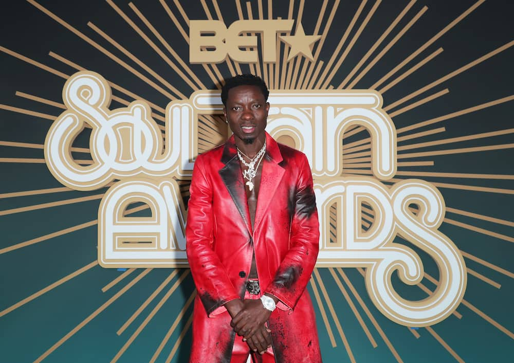 How old is Michael Blackson?