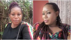 Nigerian lady recounts how she was allegedly hit by an NDLEA officer (photos, video)