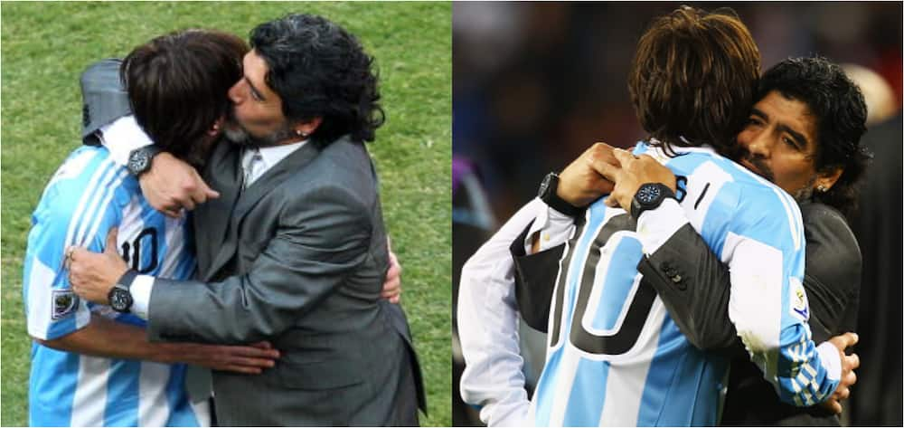 Former Argentine coach reveals what Maradona would have done to Messi for winning Copa America if he was alive