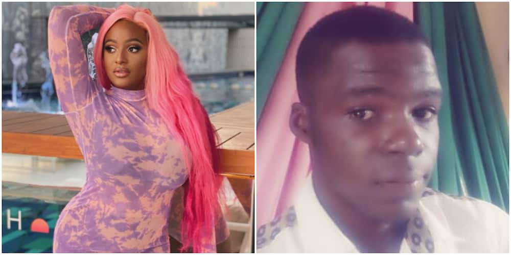 Funny reactions as man says he sold his father's house because of DJ Cuppy