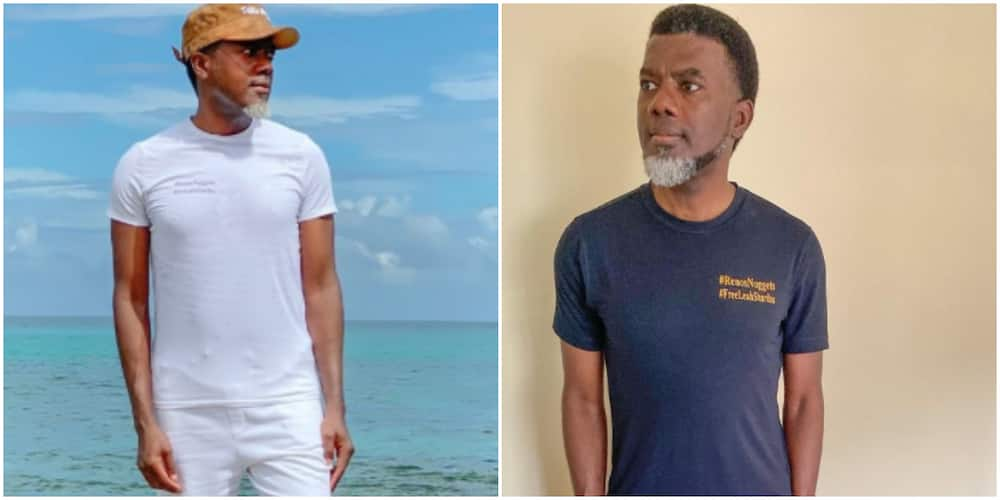 Money is very conducive to happiness - Reno Omokri says poverty is also a vanity