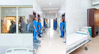COVID-19 is a scam, discharged Delta state patient alleges