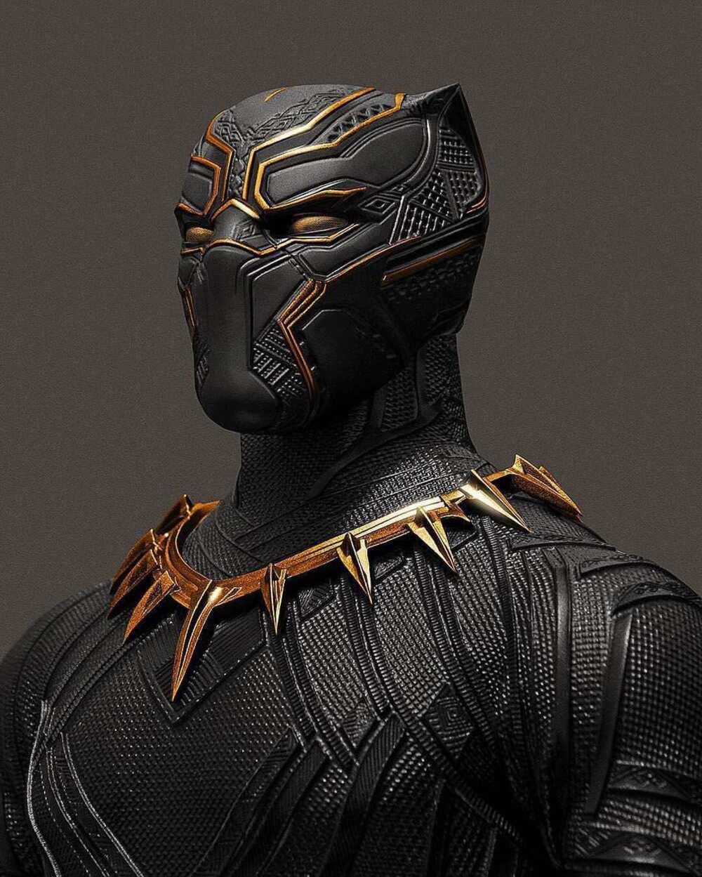 black marvel characters
