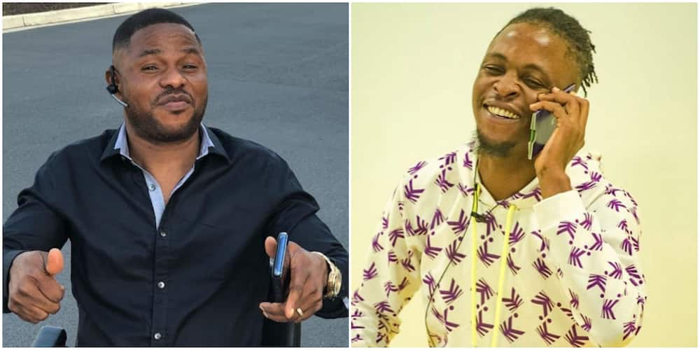BBNaija: Gospel musician Yinka Ayefele declares support for Laycon, urges fans to vote for him