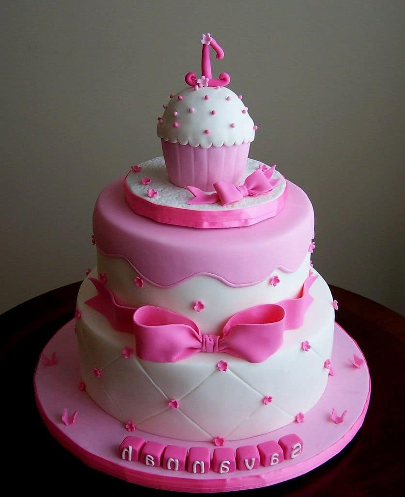 One year birthday cake ideas for a baby ▷ Legit.ng