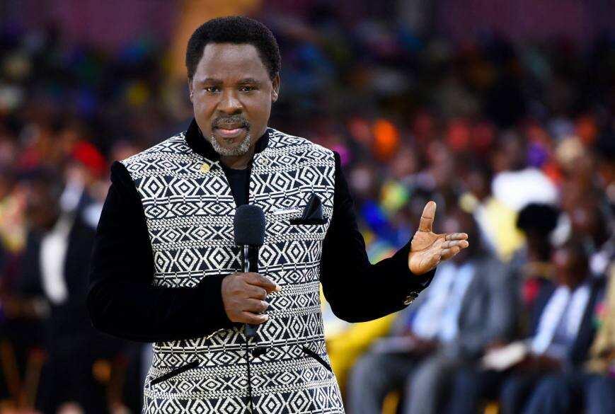 2023: I never say Orji Kalu will be Nigeria's president, says TB Joshua