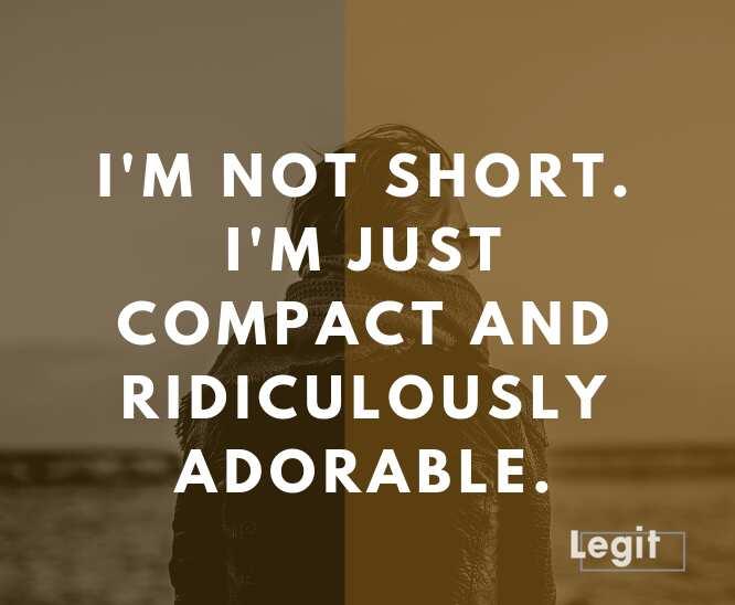 Short person meme