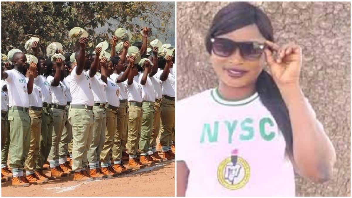 Image result for Female corps member collapses and dies at NYSC orientation camp (Photo)