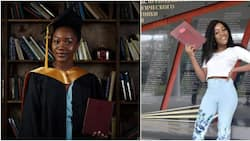 Nigerian lady from the east wins big in Russia as she graduates with 5.0 CGPA, granted scholarship for masters, PhD (photos)