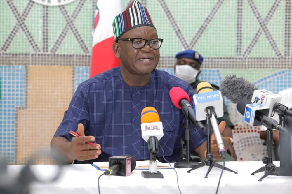 Ortom tackles military over seized official vehicles, detained repentant militants