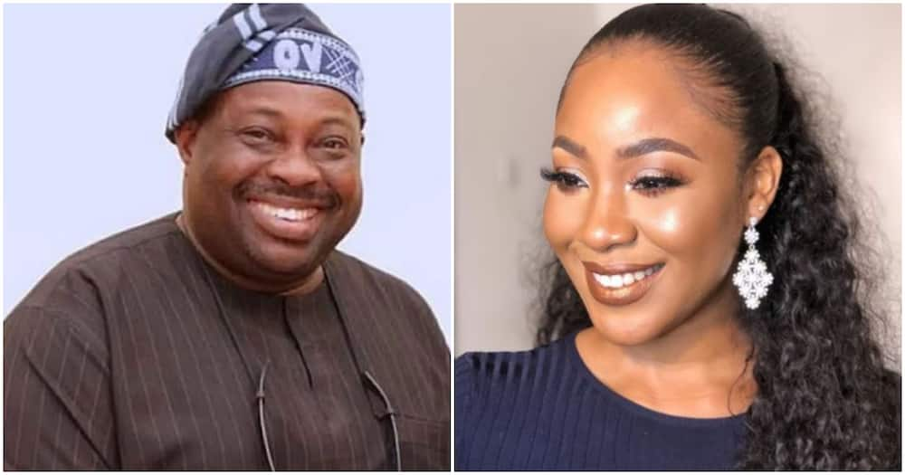 Reactions as Dele Momodu says BBNaija's Erica has reunited Africa more than the AU