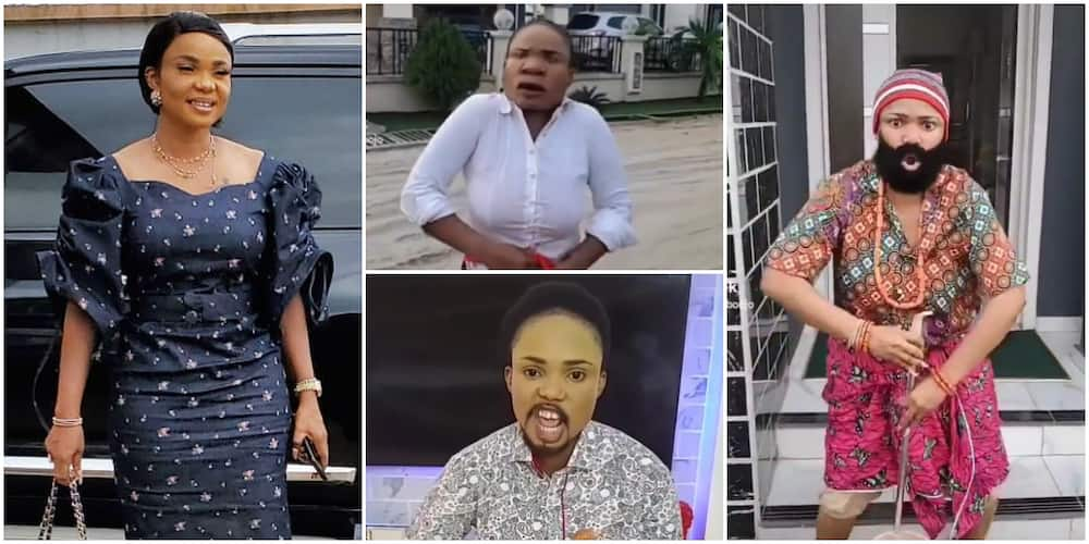 Iyabo Ojo's Rise to Fame As Queen of TikTok During the Heat of a Global Pandemic
