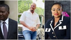 Nigeria's top four business leaders of post-independence are worth over N9trn - Obi Cubana makes notable list