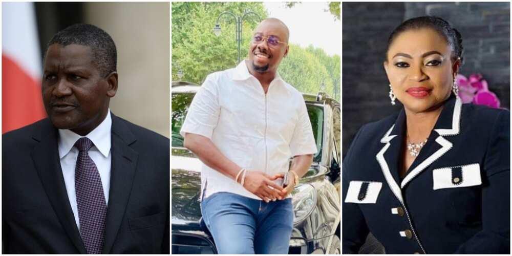 Obi Cubana makes notable list of post-independence business leaders in Nigeria alongside Aliko Dangote, Folorunsho Alakija, Mike Adenuga