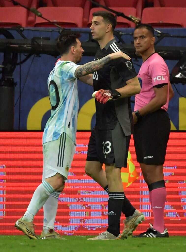 Argentina vs Colombia: Lionel Messi inspires La Albiceleste to Copa America final
