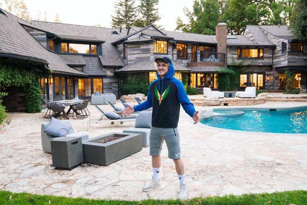 Logan Pauls house