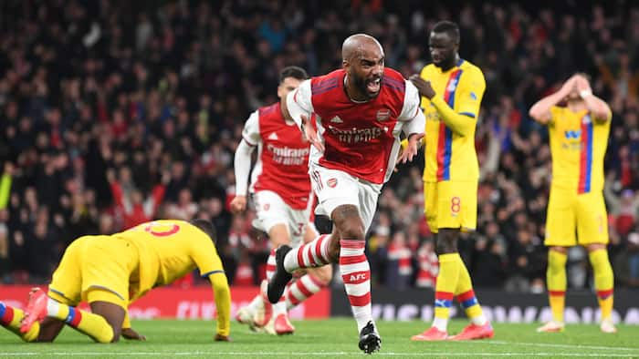 Arsenal stretch Premier League unbeaten run to five games after sharing spoils with Crystal Palace