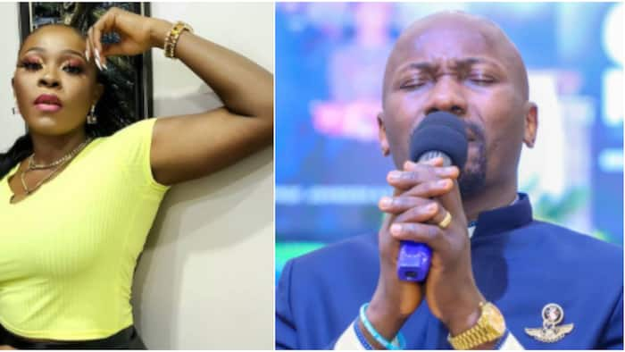 I have more suitors after confessing my relationship with Apostle Suleman, Actress Chioma Ifemeludike