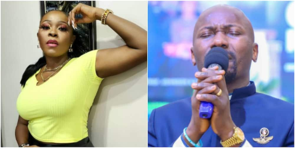 I Have More Suitors After Confessing of My Relationship With Apostle Suleman, Actress Chioma Ifemeludike