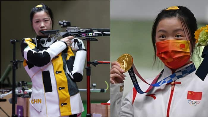 First Tokyo 2020 Olympic Games gold medal has been won by China