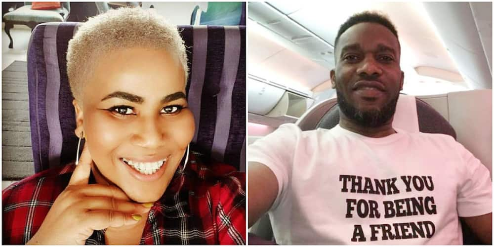 Comedienne Chigul says she will pick Okocha if she were to marry a footballer