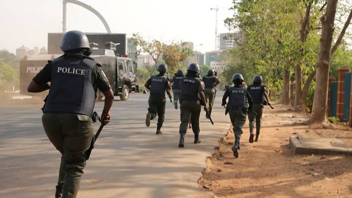 Breaking: Fear grips southeast as gunmen reportedly attack police station, 3 officers feared dead