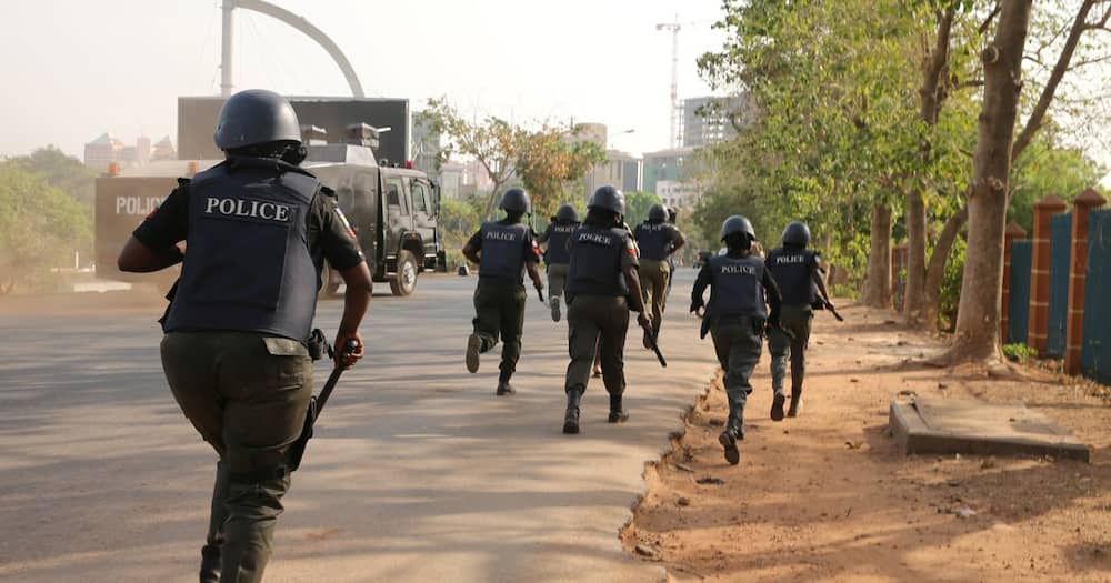 Police Absence: Robbers Take Over Benin-Auchi Road, Target Bank Customers