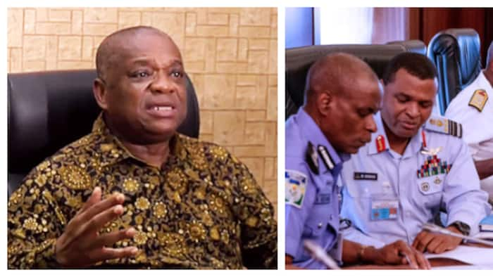 Service chiefs: This is what I strongly suspect about Nigeria's insecurity - Orji Kalu