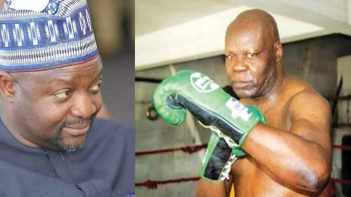 Buhari's Minister begs police for protection following threats by former world boxing champion