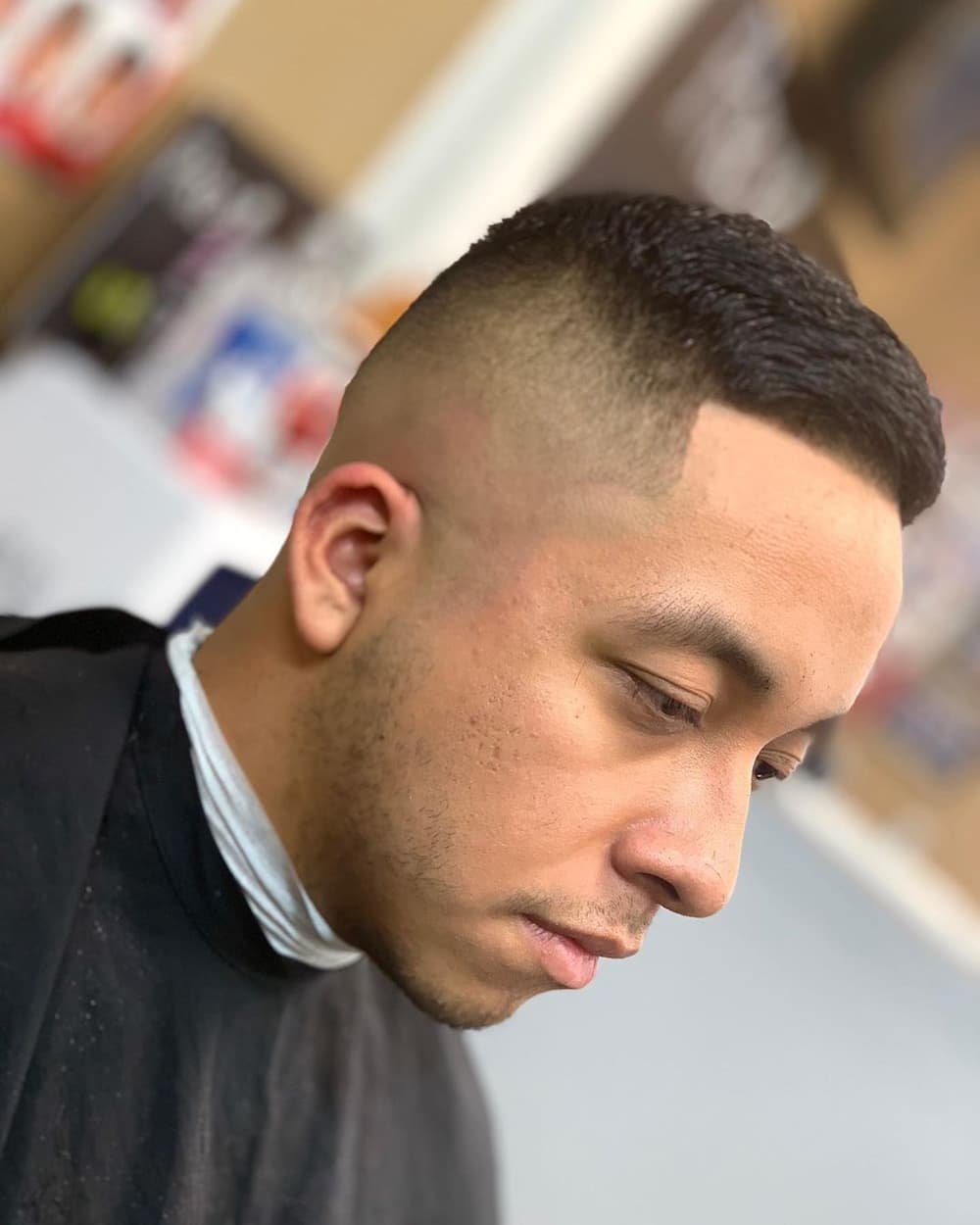Astounding 20 High And Tight Haircut Ideas For Men Legit Ng Natural Hairstyles Runnerswayorg