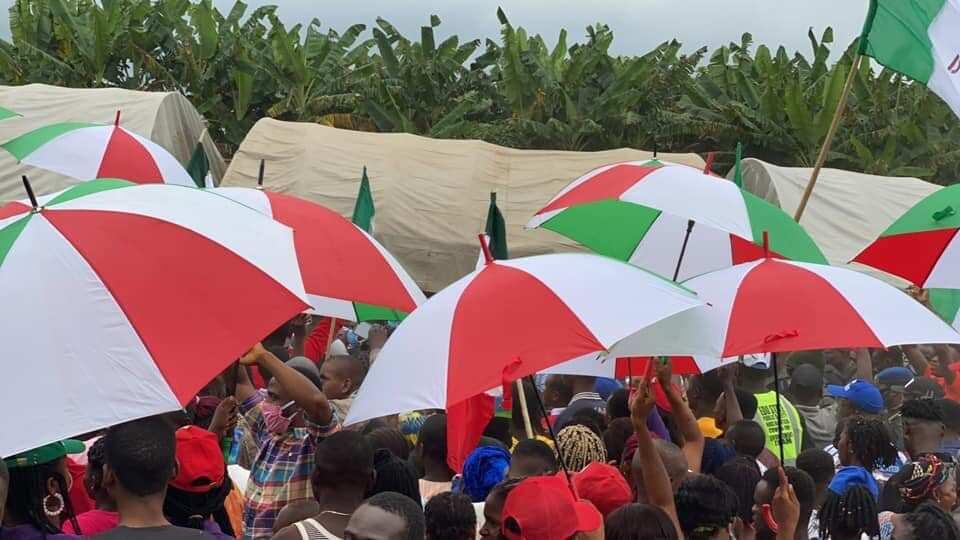 PDP members in southeast