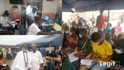 500 JAMB prospective candidates get free NIN registration in Lagos