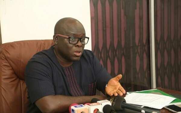 Tsohon kwamishinan kudi na Abia Obinna Oriaku ya bar PDP