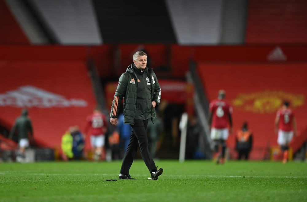 Ole Solskjaer reportedly faces battle to keep his job as Manchester United manager