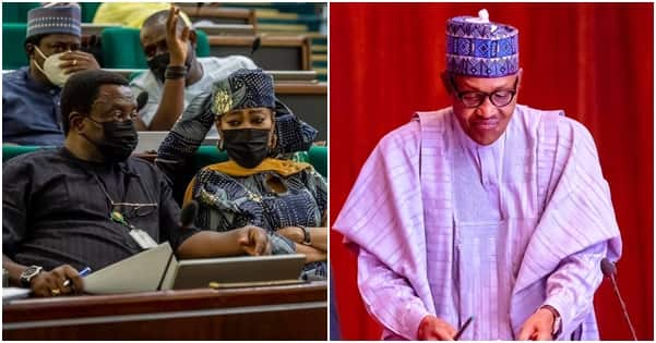 House of Reps passes bill to impeach Nigerian president in 30 days