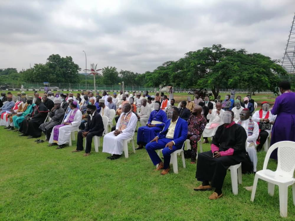 National security: Inter-faith group begins 21-days intercessory prayers for Nigeria