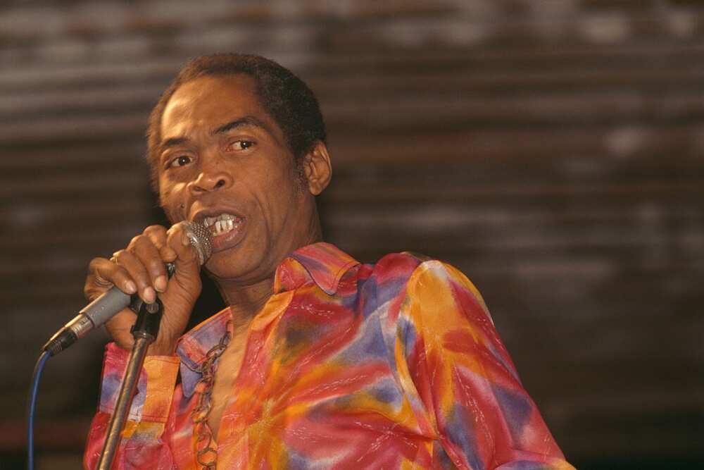 Fela Kuti's death