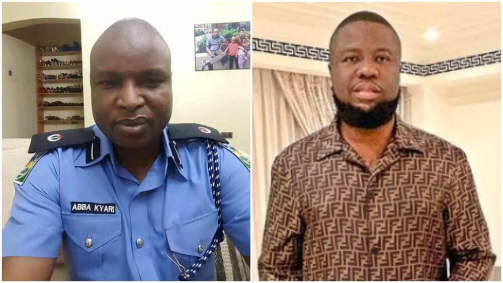 Hushpuppi: Police Probe Panel Finally Submits Report on Abba Kyari