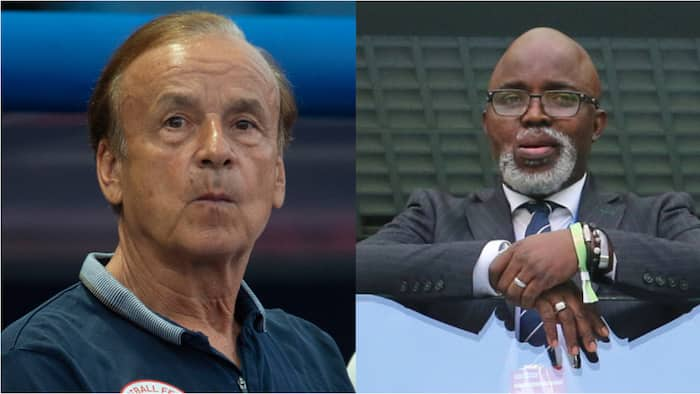 Gernot Rohr Reaches Agreement With NFF To Continue As Super Eagles Coach For Another Two And Half Years