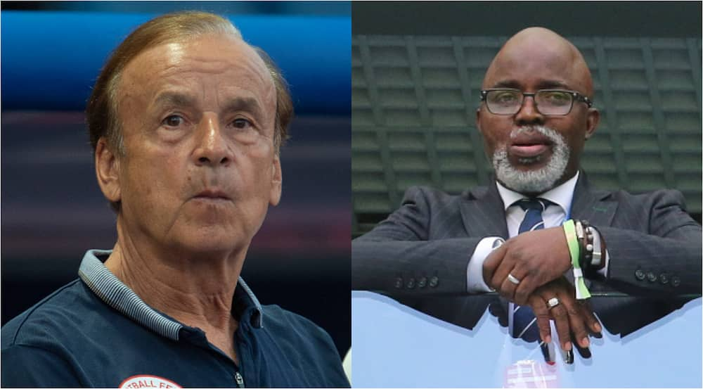 4 reasons Gernot Rohr Has No More Excuses As Super Eagles Boss After Loss To Cameroon