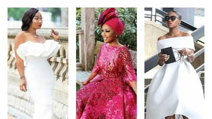 Best styles for court wedding dresses in Nigeria