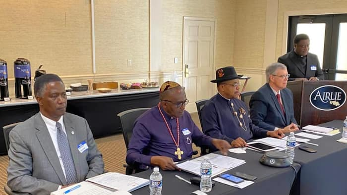 Collaborative efforts panacea for national peace, security in Nigeria, says Udom Emmanuel