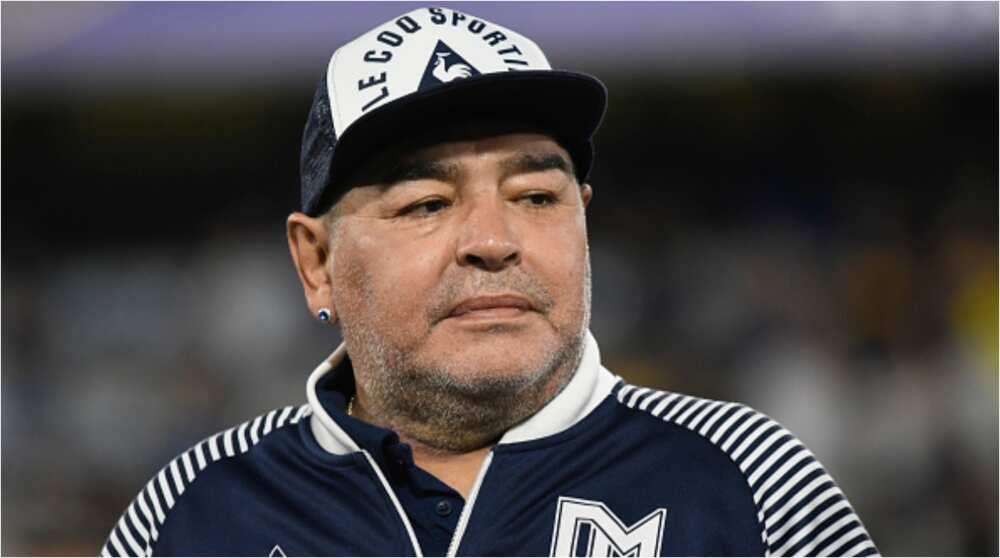 El fallecido legendario argentino Diego Maradona dejó una fortuna de 2.500 millones de N a sus hijos para luchar contra los 37.500 millones de N desaparecidos