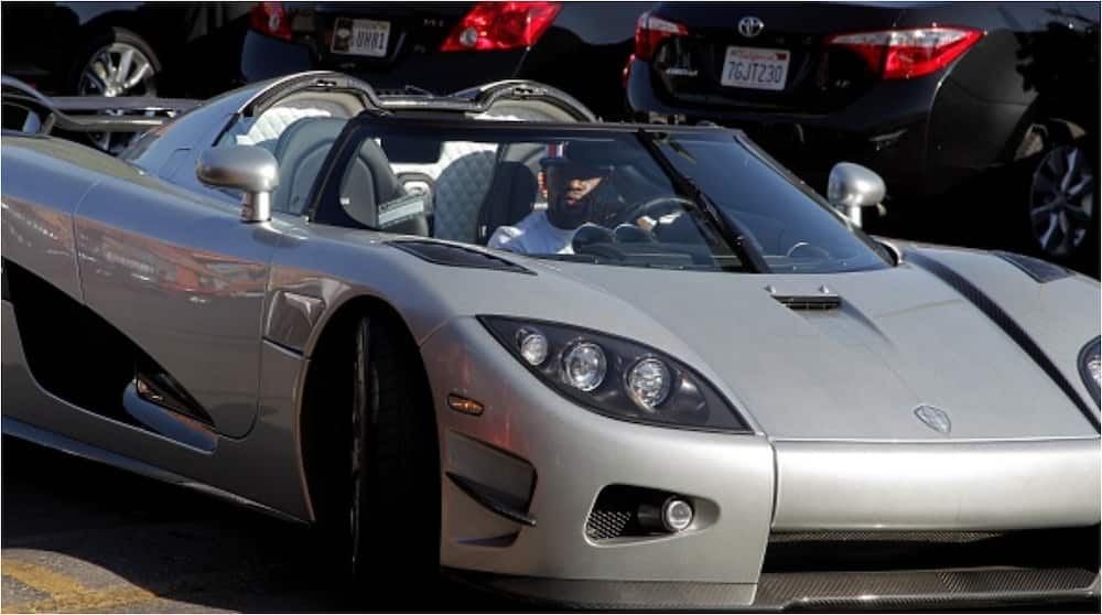 Money man! Mayweather shows off car garage which has $6.4m Rolls Royce collection, $300k Benz and $200k Ferrari (photos)