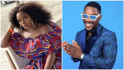 Mouth odor: BBNaija stars Bisola and Tobi throw heavy shade at each other
