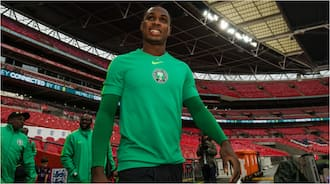 Mother of Super Eagles Star Returns to Nigeria in Private Jet After Lavish Vacation in Dubai