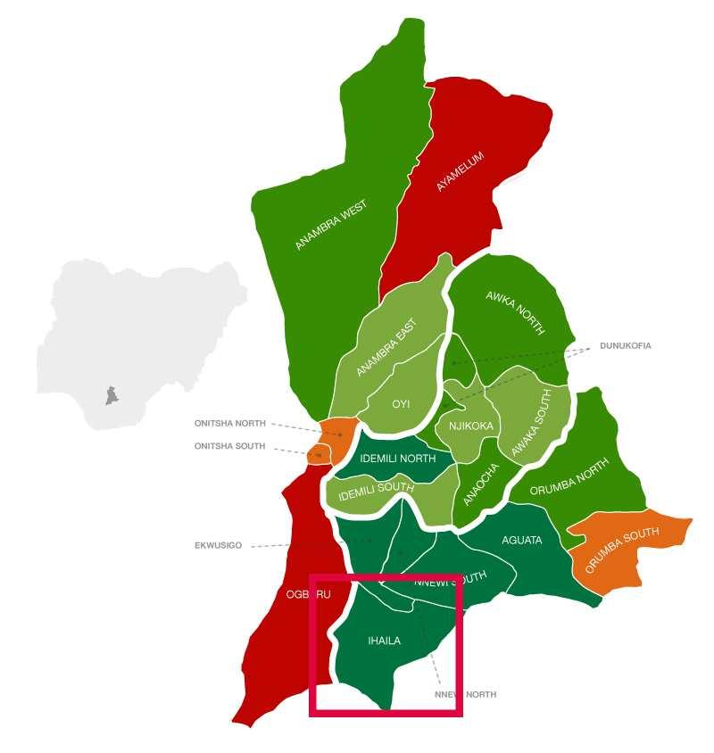 Ihiala location