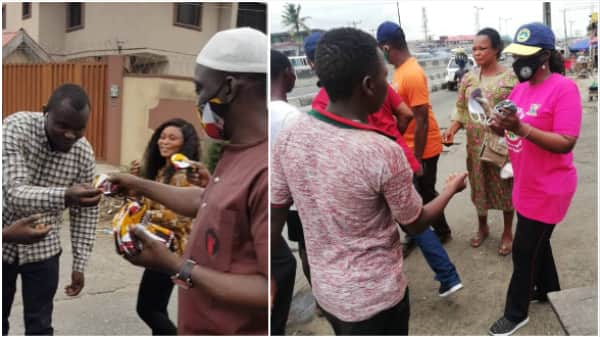COVID-19: Pasuma, others join as Lagos intensifies distribution of face masks