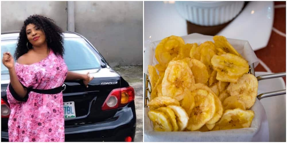 How 'Plan B' saved plantain chips owner, Pamela Chukukere, who lost her battle to challenges, incur N2 million debt